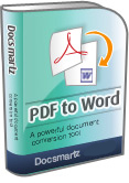 PDF Converter for PDF Files by Docsmartz